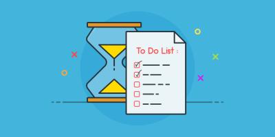 Avoid procrastination techniques