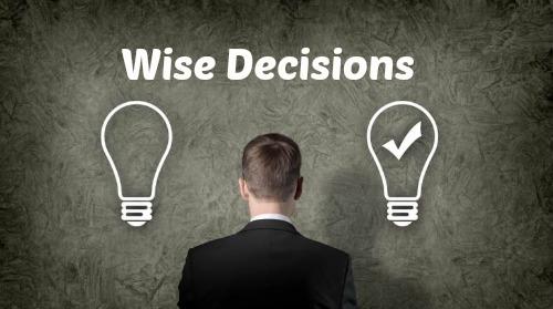 تکنیک ١٠-١٠-١٠-١٠ برای تصمیم گیری هوشمندانه